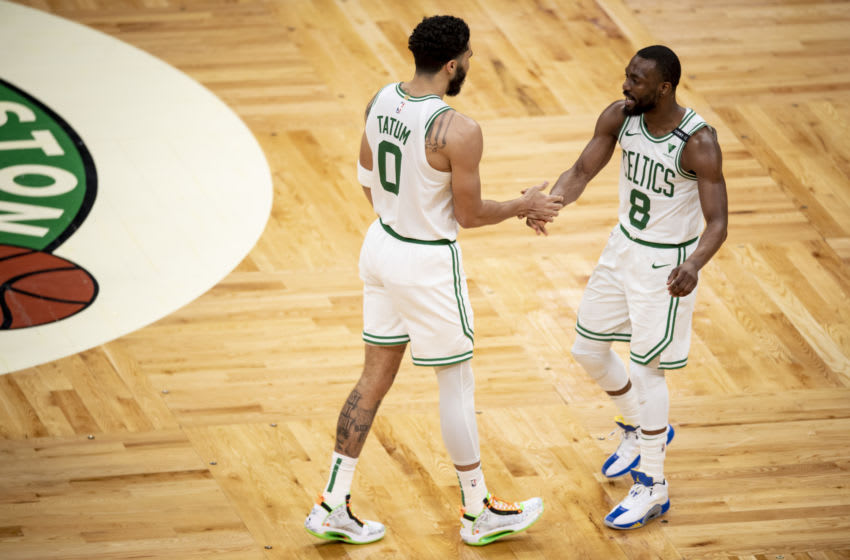 NBA world reacts to Jayson Tatum's 50-point play-in performance