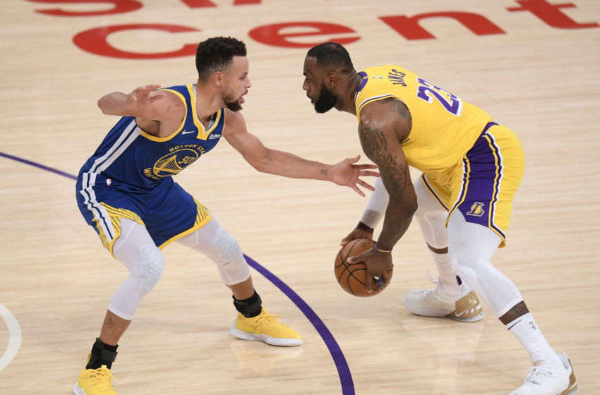 What channel will Lakers vs. Warriors play-in game be on?