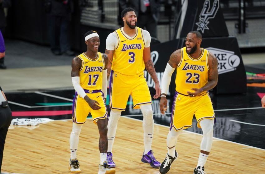Lakers veteran gives huge praise to Warriors players after play-in battle