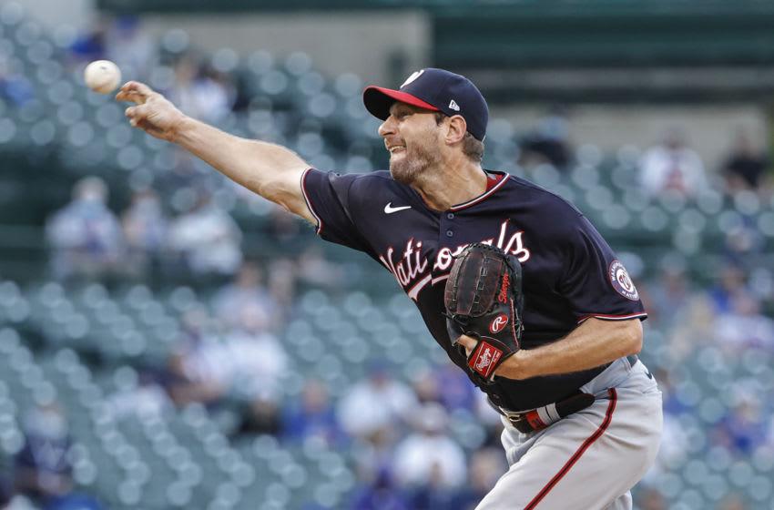 MLB trade rumors: Jays, Giants leaders for Max Scherzer trade?