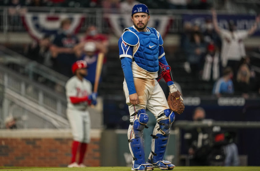 Travis d'Arnaud could miss rest of season for Braves