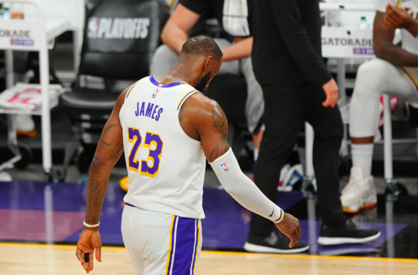 Skip Bayless says LeBron James is disqualified from the GOAT conversation