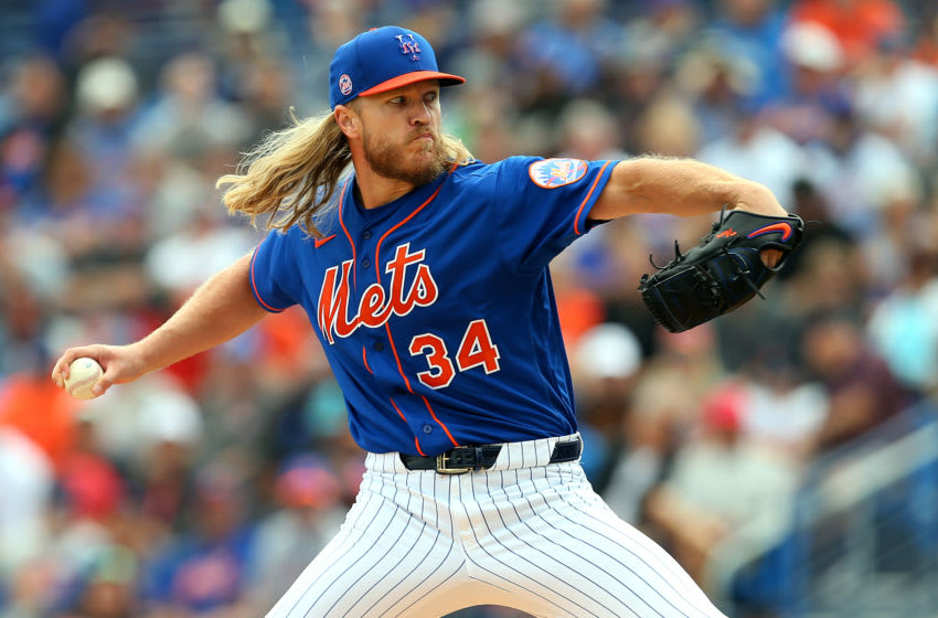 Noah Syndergaard leaves Mets rehab start early under mysterious circumstances