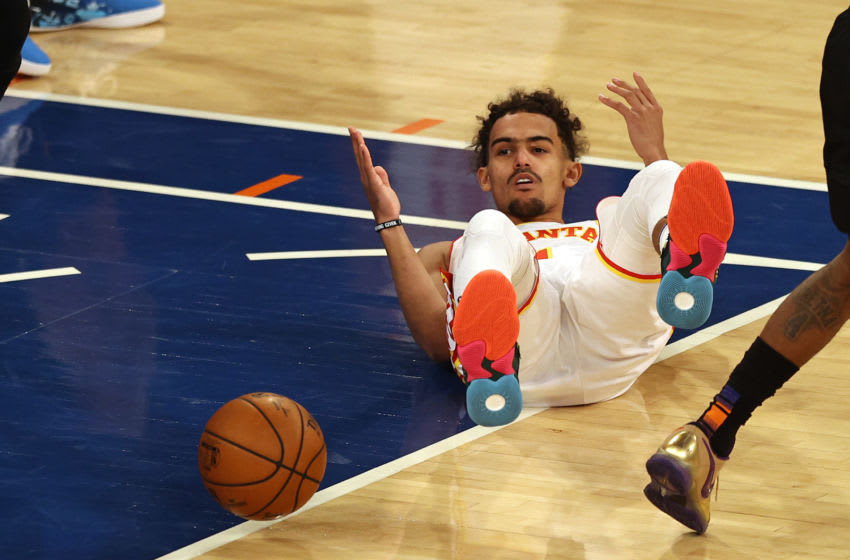 Watch: Knicks fans chant 'F Trae Young' during Game 2 win over Hawks