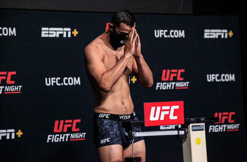 UFC Vegas 25: Dominick Reyes gives health update after scary knockout from Jiří Procházka