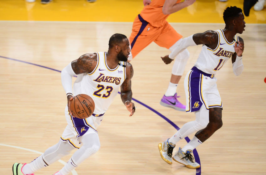 Watch LeBron James get away with a clear travel vs. Suns in Game 4 (Video)