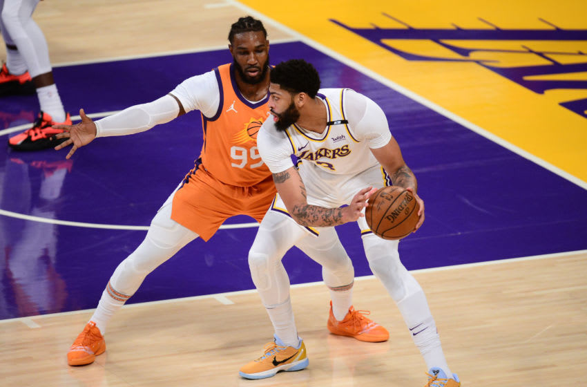 Lakers give injury update for Anthony Davis heading into Game 5