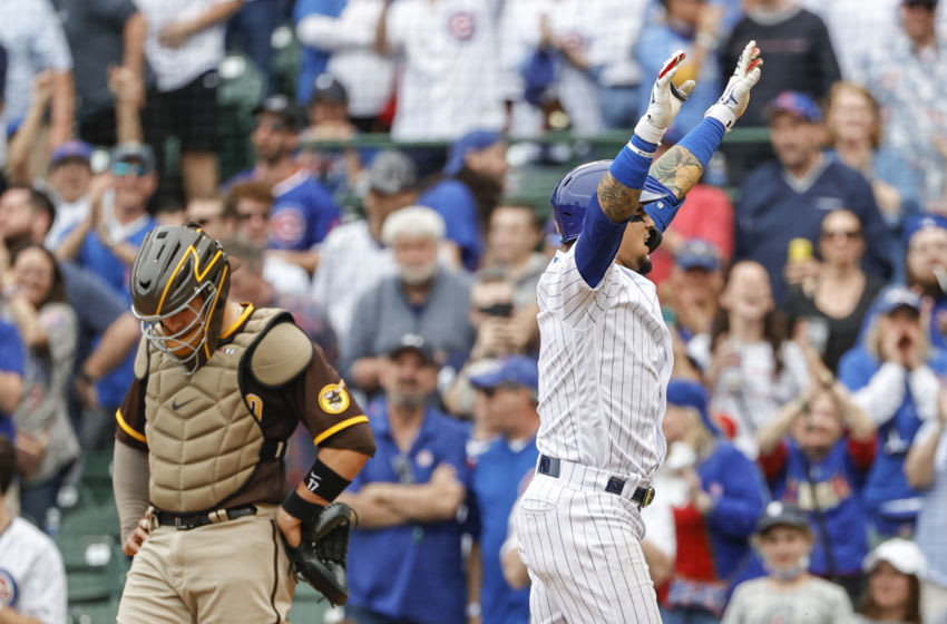 Javier Baez homering to 'Javy' chant is another marquee moment in Cubs career