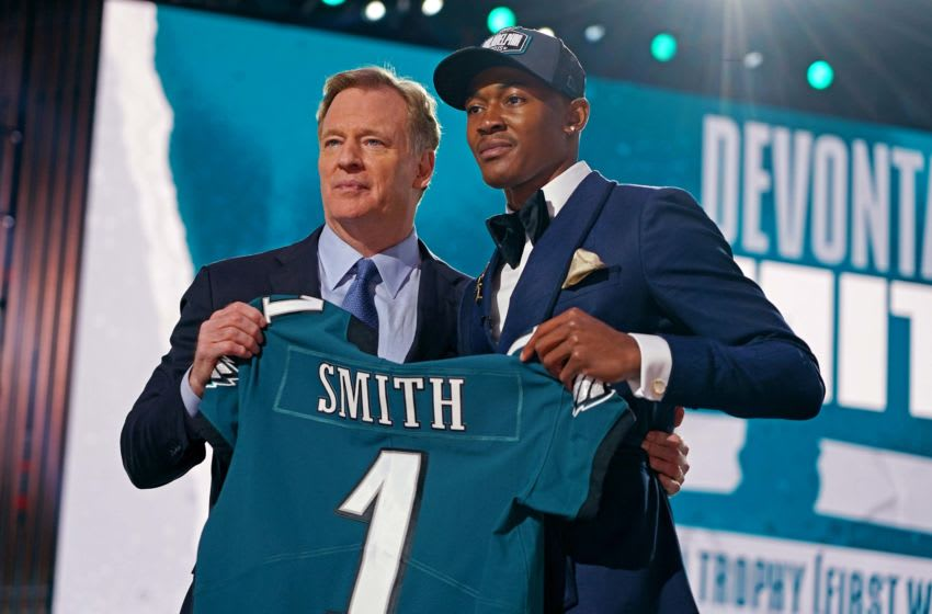 Eagles fans can't agree on best cheesesteak in Philly for DeVonta Smith