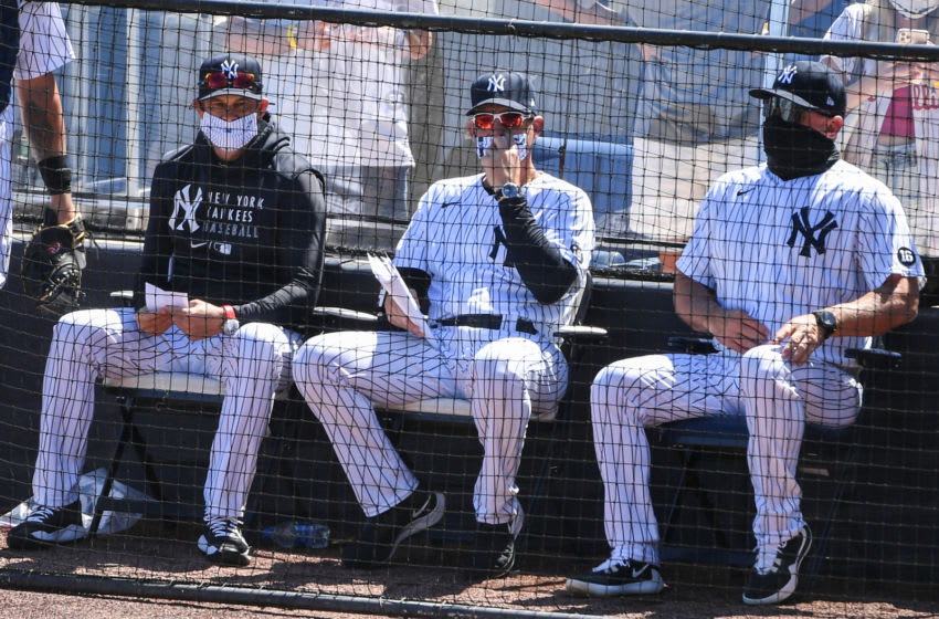 At least 5 Yankees coaches test positive for COVID-19