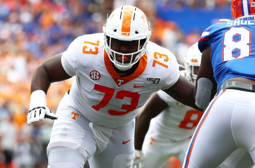 Trey Smith to the Chiefs is a steal the NFL shouldn't have let happen