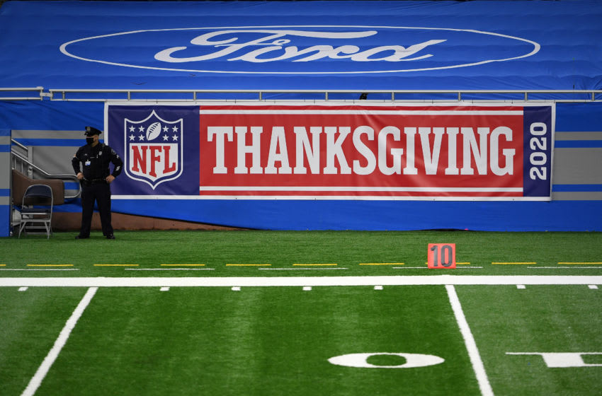 NFL schedule release: Lions-Bears, Cowboys-Raiders highlight Thanksgiving Day games
