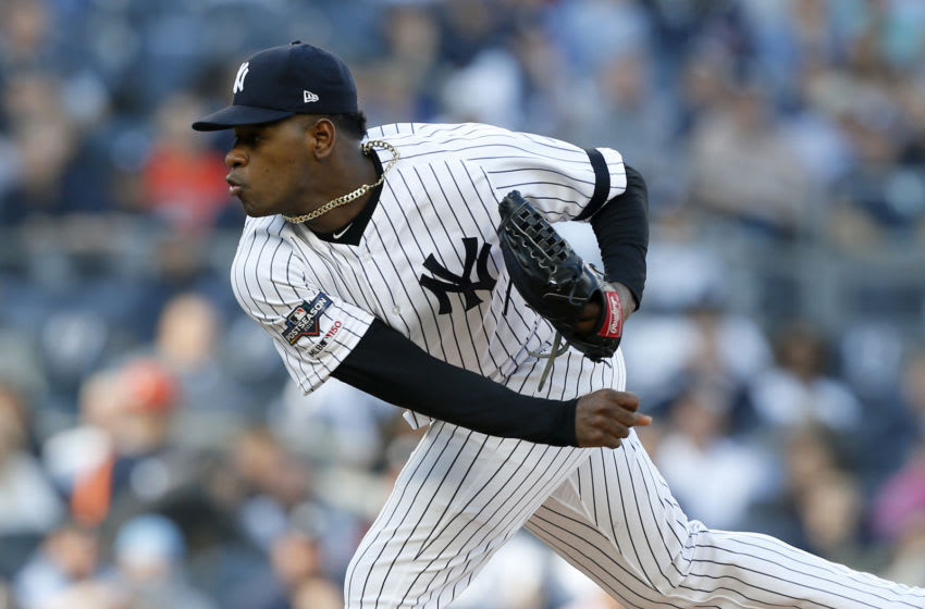 Luis Severino leaves rehab start in another potentially-brutal injury for Yankees