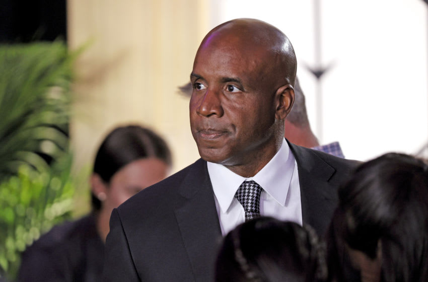 Look: Barry Bonds is unrecognizable at Westminster Dog Show