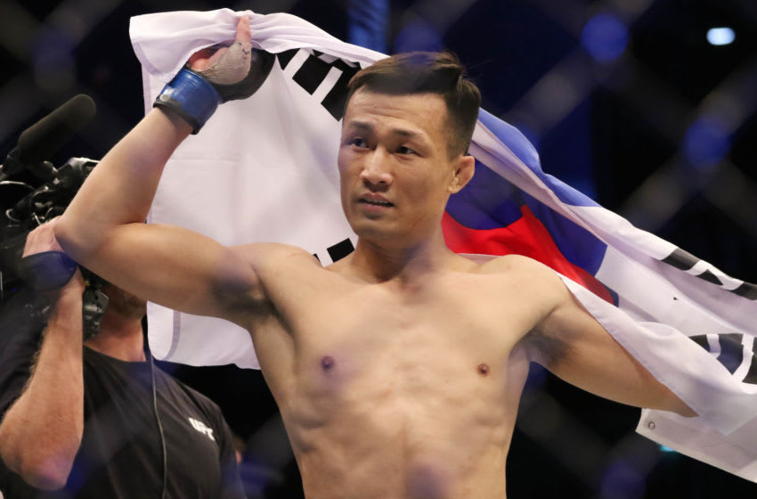 UFC Vegas 29: Korean Zombie vs. Dan Ige fight card, start time, channel guide