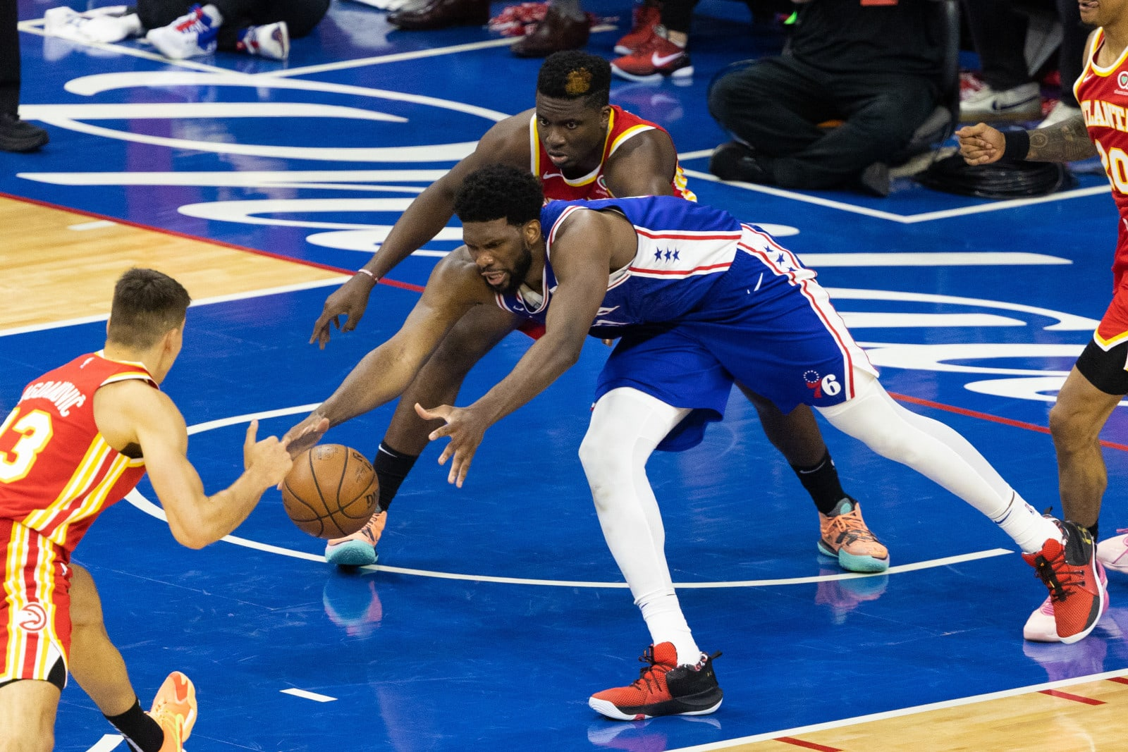 3 76ers most to blame for Game 5 collapse against Hawks