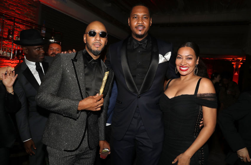 Twitter has the most hilarious reaction to news that La La is divorcing Carmelo Anthony