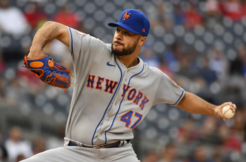 Mets place left-hander Joey Lucchesi on IL due to elbow inflammation