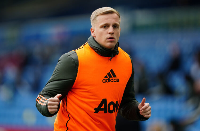 Manchester United are ready to give up on Donny van de Beek