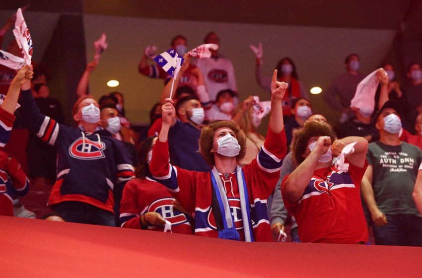 Canadiens reach Stanley Cup Final for first time since 1993 and fans are going insane