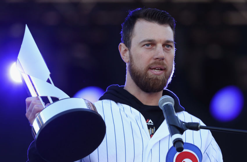 Ben Zobrist becomes first Cubs player to try to sell World Series ring