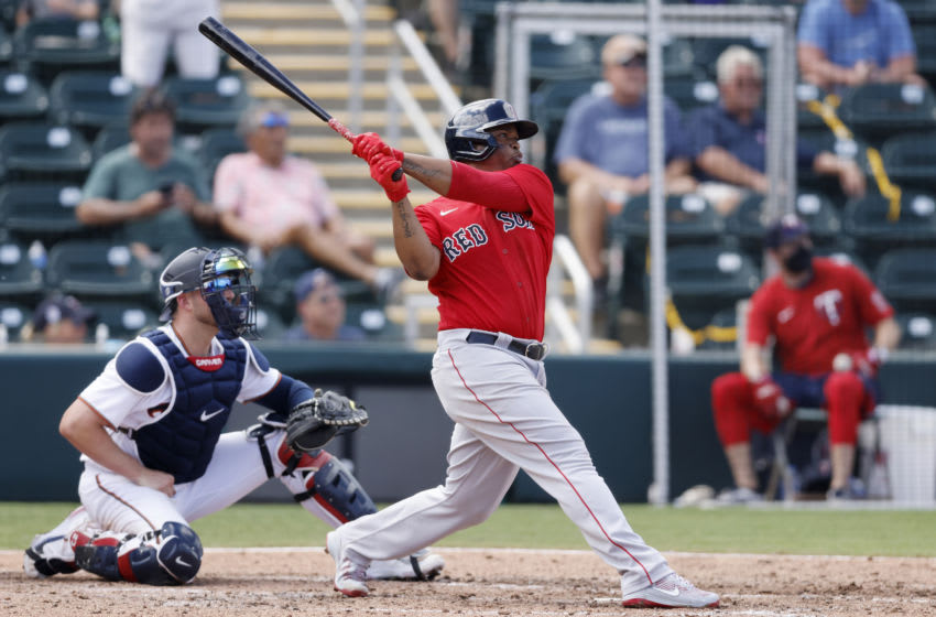Rafael Devers sets tone early in the Bronx with absolute moonshot (Video)
