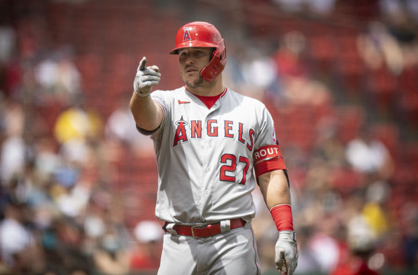 Mike Trout agrees with Trevor Bauer on use of illegal foreign substances
