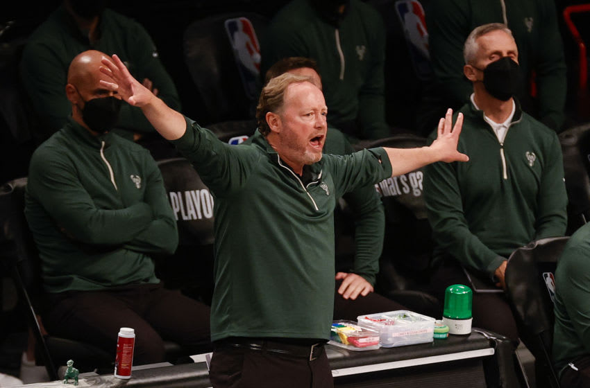 Bucks fans are ready to fire Mike Budenholzer mid-series