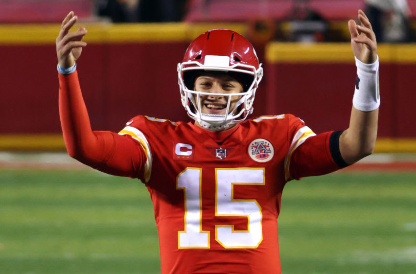 Patrick Mahomes and family share first pictures of daughter Sterling