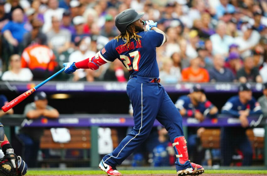 Watch: Vlad Jr. absolutely obliterated a home run during All-Star Game (Video)