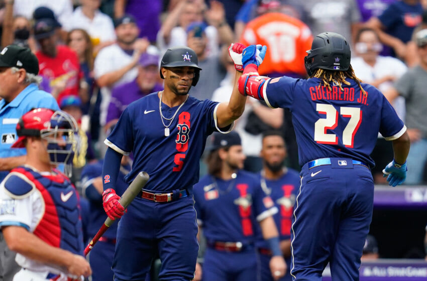 MLB All-Star Game 2021 score highlights