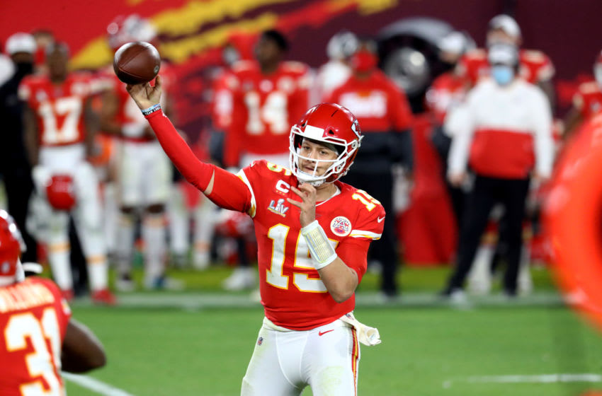Patrick Mahomes already looks ready for Week 1 in latest workout tape (Video)