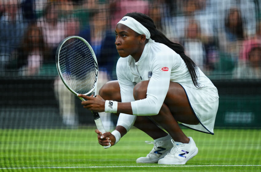 Coco Gauff is out of 2020 Tokyo Olympics for positive COVID test