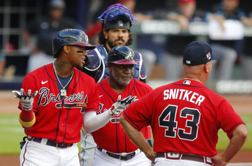 Brian Snitker finally listened to Braves fans and stood up for Ronald Acuña