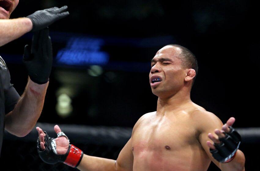 UFC vet John Dodson survives terrible car accident, shares shocking photos of wreckage