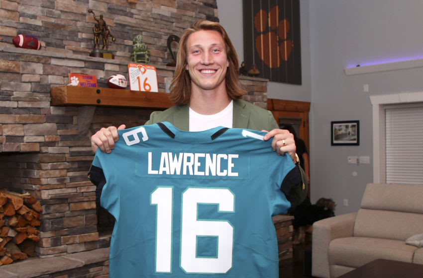Trevor Lawrence contract details: Jags No. 1 pick signs 'unprecedented' rookie deal