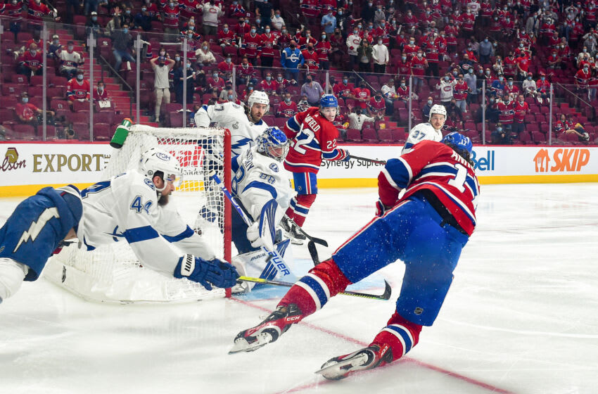 Canadiens force Game 5 in Stanley Cup Finals with game-winning overtime goal (Video)