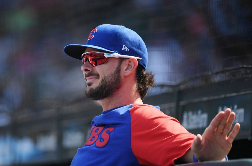 First photos of Kris Bryant at Oracle Park will fire Giants fans up