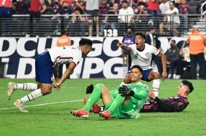 Miles Robinson delivers USMNT game-winning Gold Cup goal in extra time (Video)